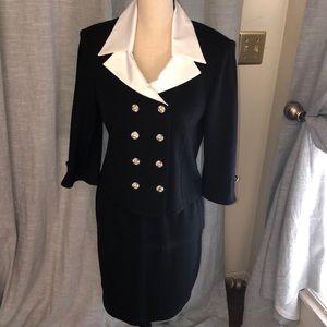St John knit skirt